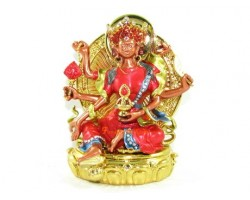 Bejeweled Vasudhara - Goddess of Wealth and Abundance