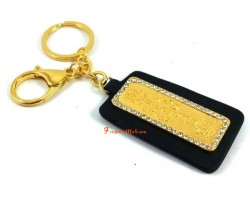 Travel Protection Amulet Keyring