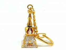 Vairocana Stupa Keychain