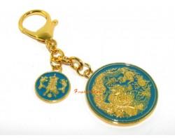 Victory-Enhancing Talisman Keychain