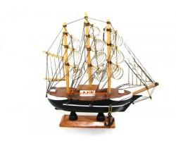6 inch Feng Shui Wealth Ship