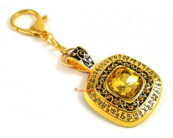 Wish Granting Jewel Keychain