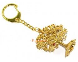 Wish Granting Tree Amulet Keychain