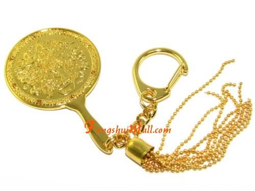 Hotu Enhancer Mirror Keychain