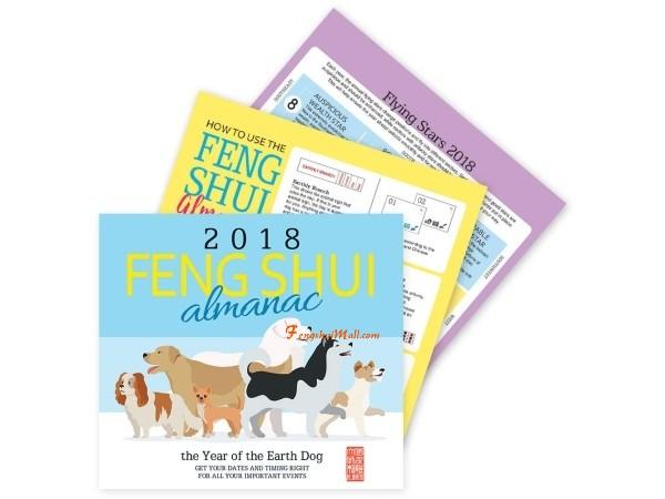 2018 Feng Shui Almanac :: Lillian Too's Book