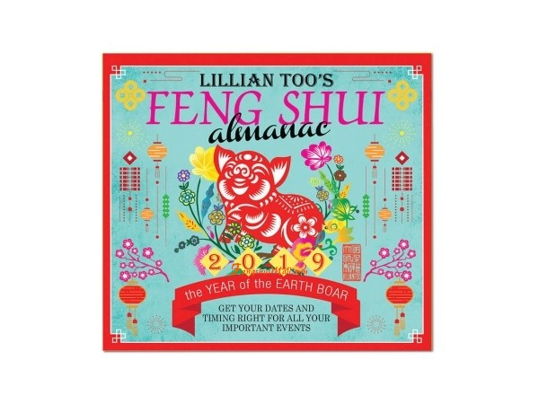 2019 Feng Shui Almanac :: Lillian Too's Book
