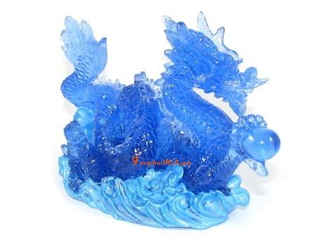 Feng Shui Blue Water Dragon Store