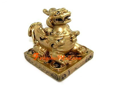 Pi Yao Good Luck Charm Attract Wealth Lucky Symbol