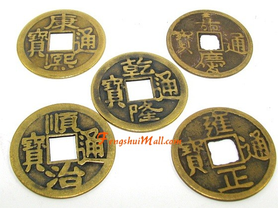 chinese lucky coins meaning