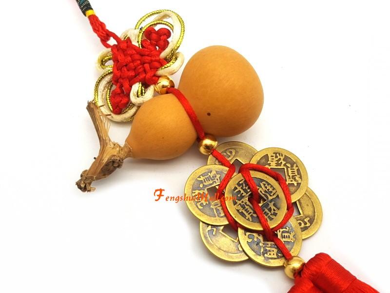 Feng Shu Wu Lou Amulet for Good Health