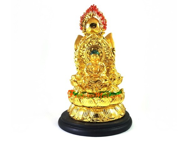 God of Mercy//Kwan Yin Hanging Charms Chinese Lucky Buddha Luck /& Protection