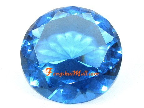 Wishfulfilling Jewel (Blue) for Career Opportunities and Good Health
