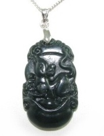 Chinese Horoscope Pendant - Rat