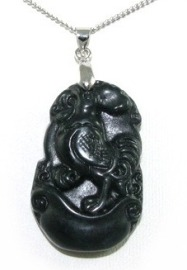 Chinese Horoscope Pendant - Rooster