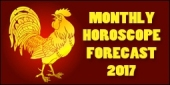 Monthly Horoscope Forecast 2017