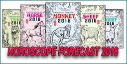 Horoscope Books 2016