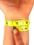 Measuring your wrist